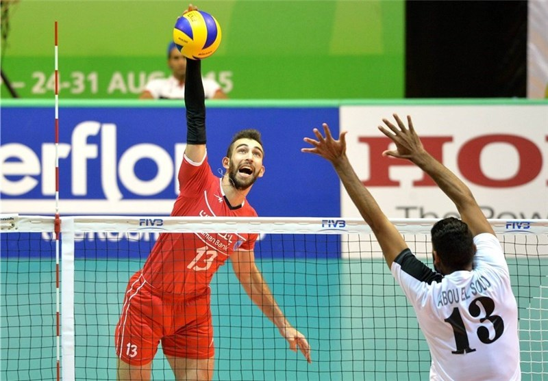 Iran Fails to Qualify for FIVB Men's U-23 World Championship Semis