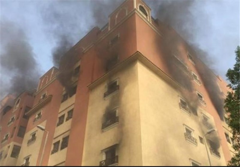 Eleven People Killed in Saudi Fire
