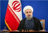 Rouhani: Anti-Iran Sanctions Shattered