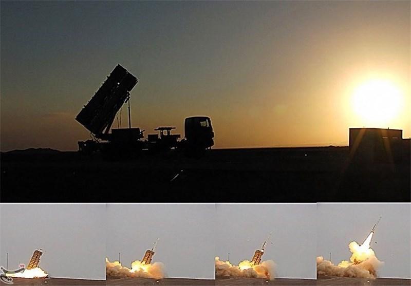 """نشر منظومة """"تلاش"""" للدفاع الجوی الصاروخی فی وسط ایران + تفاصیل"""