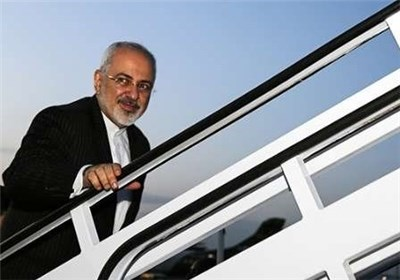 وزیر الخارجیة یغادر طهران متوجها الی بکین