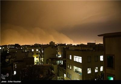 طوفان امان طهران را برید