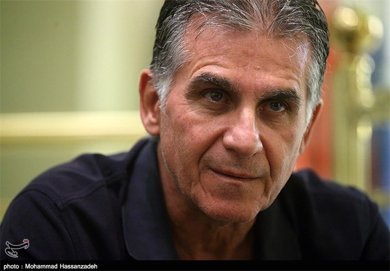 India Surprised Iran Football: Carlos Queiroz