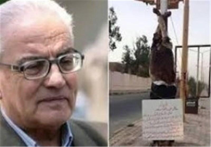 """تفاصیل الأیام الأخیرة فی حیاة أشهر عالم آثار سوری ذبحه """"داعش"""""""