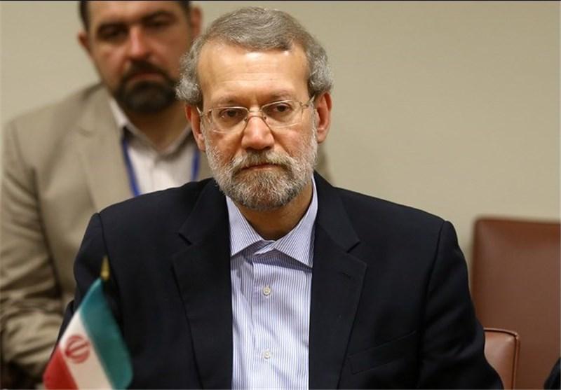 لاریجانی: الاتفاق النووی یتم مناقشته فی مجلس الشورى الاسلامی