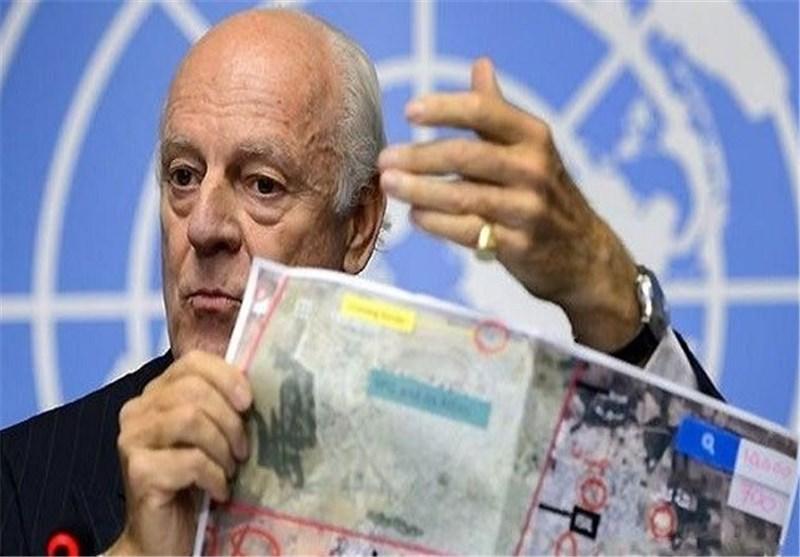 دی میستورا یقترح خطة من ثلاث مراحل لحل الأزمة السوریة