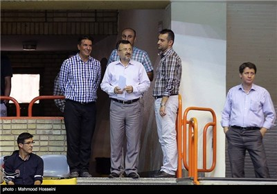 Iranian National Volleyball Team Preparing for World Cup