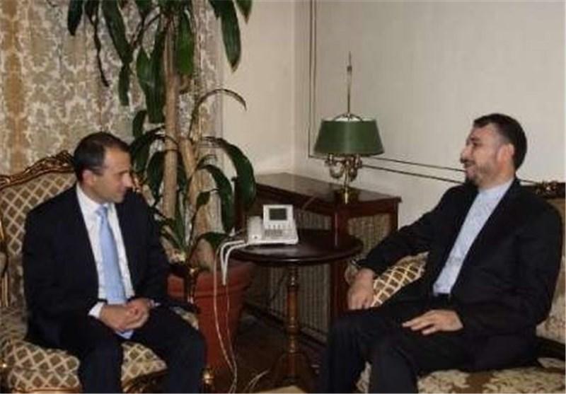 امیر عبداللهیان: ایران ستقوم بدور بناء فی مجال حل الملفات السیاسیة العالقة فی المنطقة