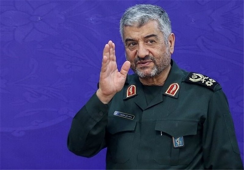 IRGC Commander Warns against Enemy's Infiltration