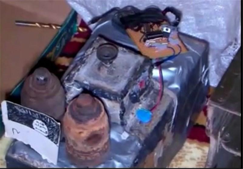 الکشف وتفکیک خلایا ارهابیة فی صنعاء + فیدیو