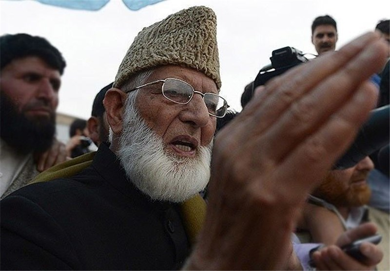 بھارت نواز سیاستدان پوری طرح سے ایکسپوز ہوگئے ہیں، سید علی گیلانی