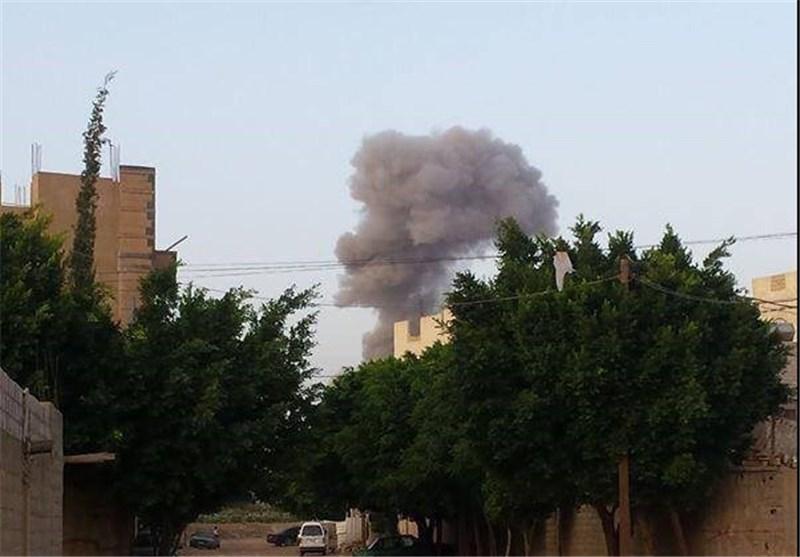 الناجیة الوحیدة من مجزرة صنعاء+صورة