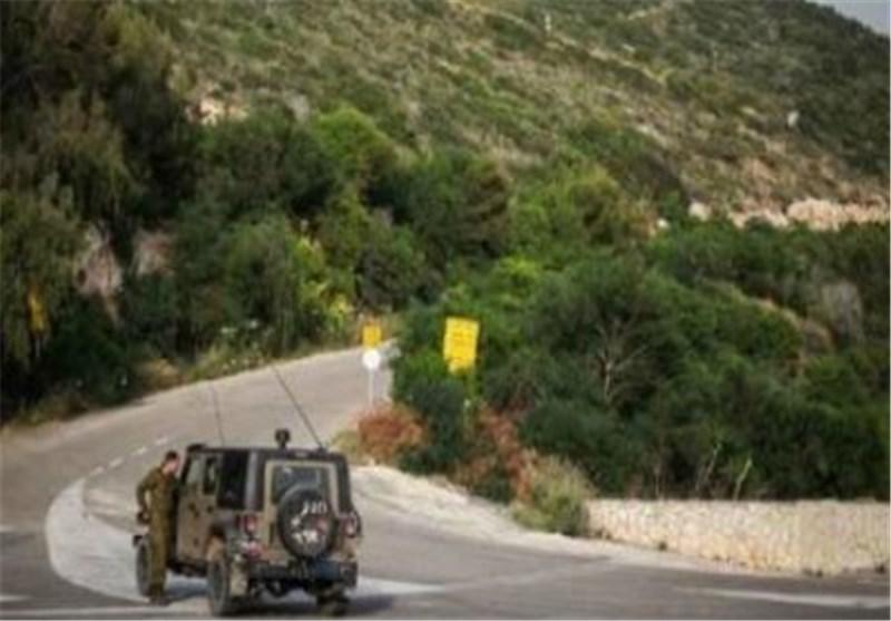 مناورات جدیدة للعدو الصهیونی فی مزارع شبعا اللبنانیة المحتلة