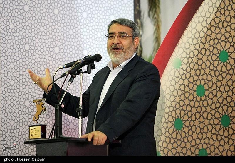 سخنرانی رحمانی فضلی وزیر کشور در یادواره یکصدمین سالگرد شهید رئیسعلی دلواری