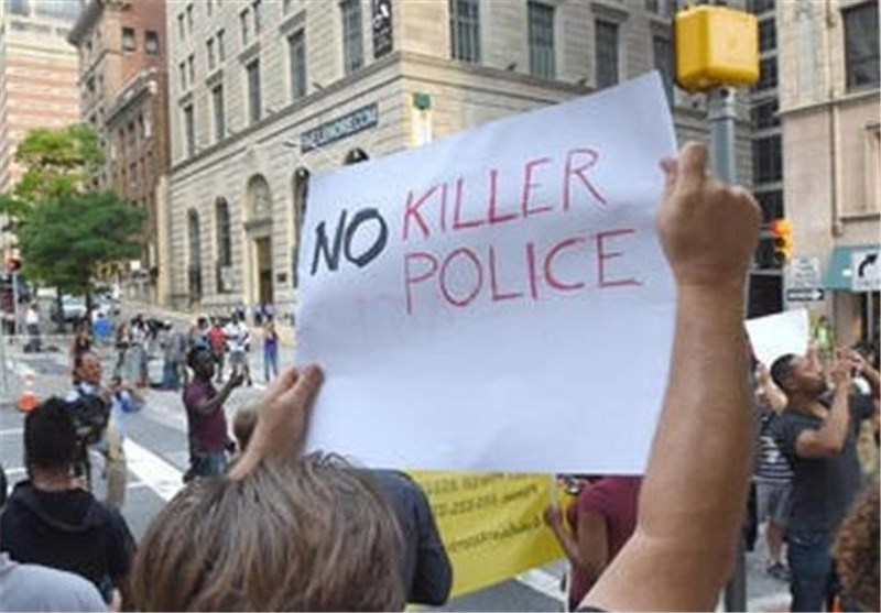 Baltimore Protesters Demand Justice for Black Victims of US Police Brutality