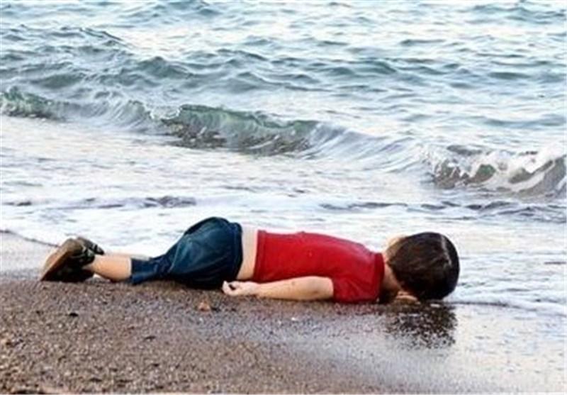 صورة الطفل السوری الغریق تهز العالم