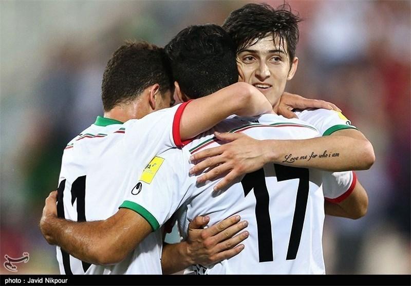 سردار آزمون و تیم ملی فوتبال ایران