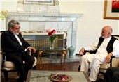 Afghan President: Kabul Seeking to Boost Cooperation with Tehran
