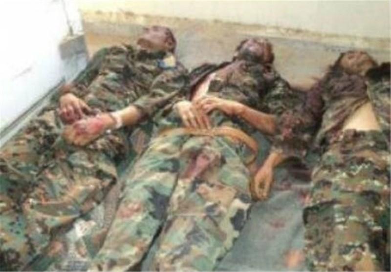 الدولة الأغنى .. یعانی جنودها وضعاً بائساً على الحدود مع الیمن