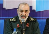 IRGC Missile Cities Immune to Attacks: IRGC General