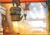 مشعل فرعی کارخانه آهن اسفنجی شادگان روشن شد/آغاز تولید، 15 روز دیگر