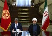 Iran Can Link Kyrgyzstan to High Seas: President