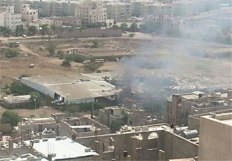 یمن صنعا حملات ائتلاف