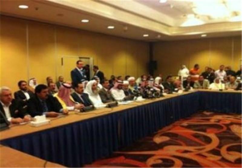 """منظمو """"مؤتمر الدوحة"""" الارهابی یمنعون التصویر الاعلامی ویسحبون هواتف المشترکین"""