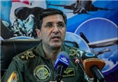 Air Force Ready to Defend Iran: Commander