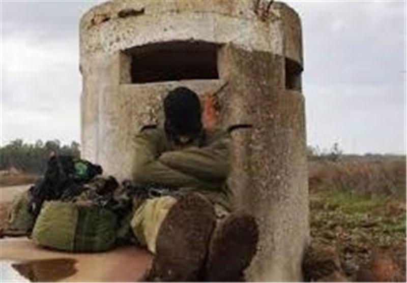16.5 % من الجنود والضباط الصهاینة یفرون من الخدمة العسکریة