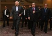 ظریف و وزیر اقتصاد عراق به بحث درباره روابط اقتصادی و تجاری پرداختند