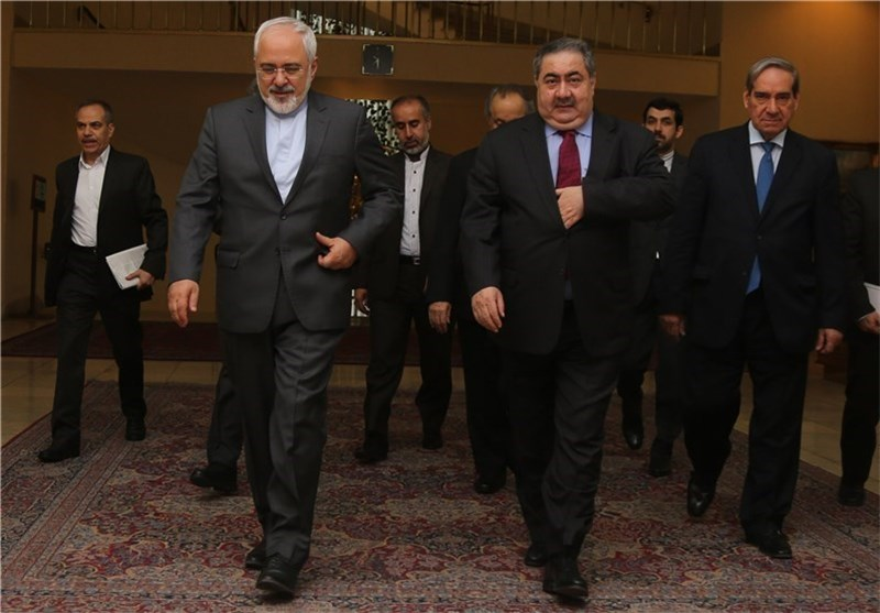 Iran Wants Better Situation for Contractors in Iraq