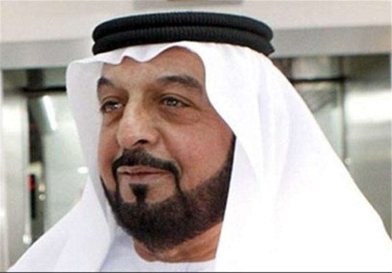 الشیخ خلیفة رئیس الامارات قید الاقامة الجبریة والبیان الصادر باسمه بخصوص الیمن ملفق