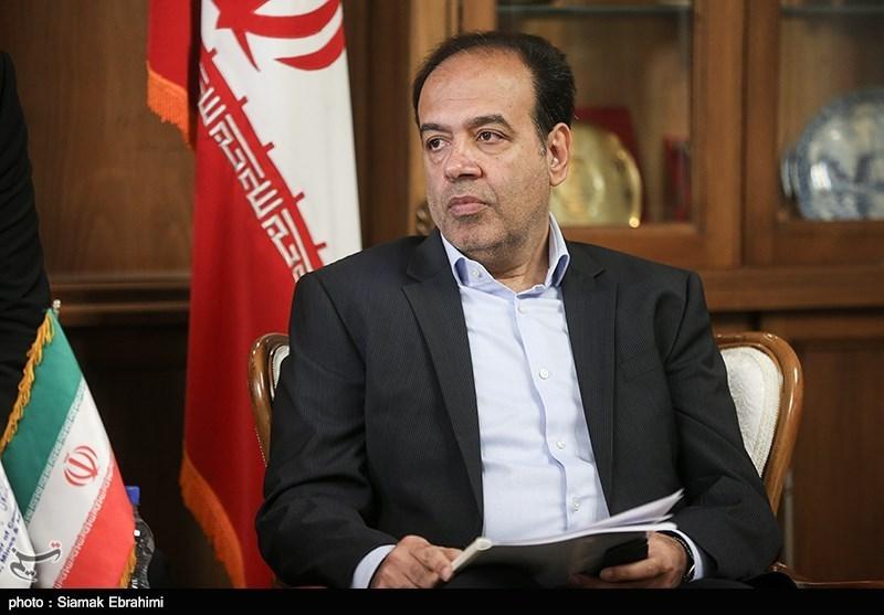 محسن جلال پور رئیس اتاق بازرگانی ایران