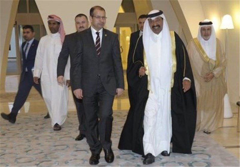 """الکتل السیاسیة العراقیة جمعت تواقیع لأقالة """"الجبوری"""" بما فیهم الکتلة التی ینتمی الیها"""