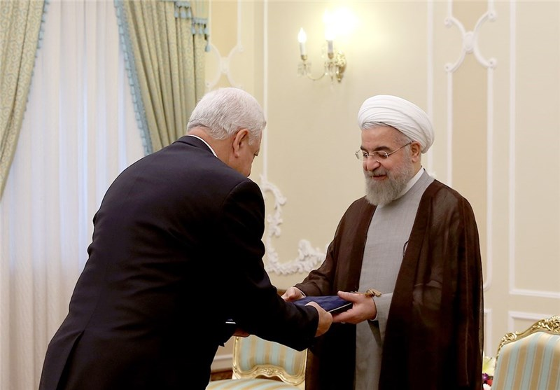 President Reiterates Iran's Full Support for Stability in Iraq
