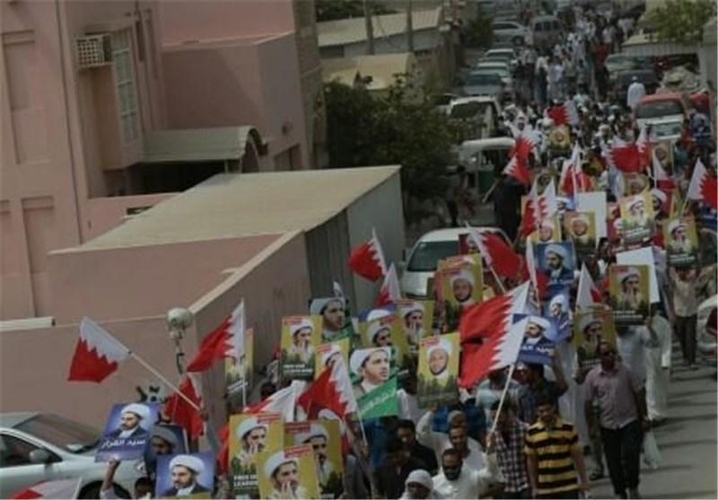 تظاهرات بالبحرین تحت شعار ستعجزون ولن نعجز+ صور