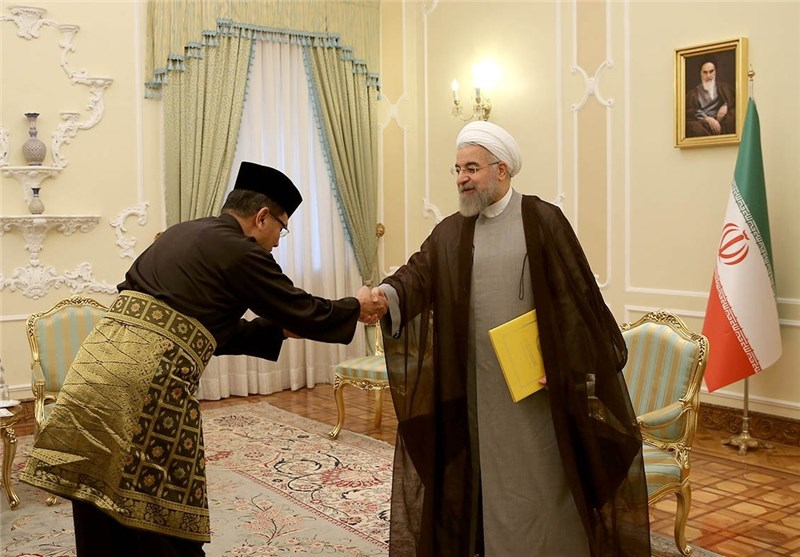 Iran Welcomes Development of Ties with Brunei