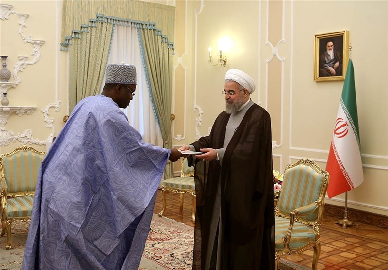 President: Iran Attaches Importance to Ties with African States