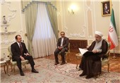 Iran's President Urges Europe to Help Refugees