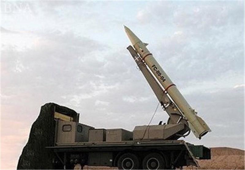 پرتاب موشک ارتش یمن به پادگان نیروهای نظامی امارات