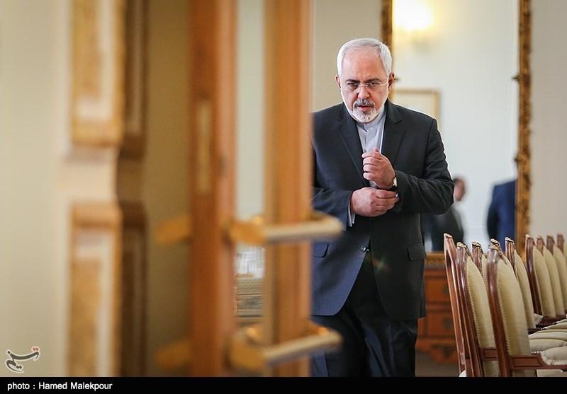 Photos: Iran's FM Zarif Meets Czech Counterpart in Tehran