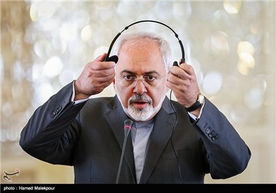 Photos: Iran's FM Zarif Meets Czech Counterpart in Tehran