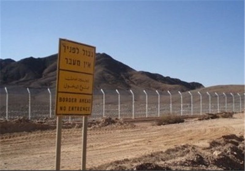 Israel Starts Building Border Fence on Frontier with Jordan