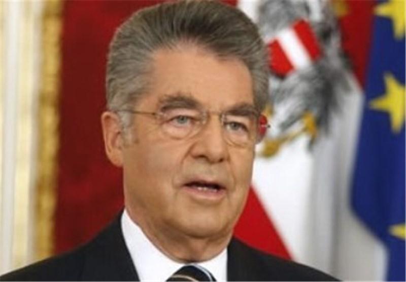 فیشر رئیس جمهور اتریش