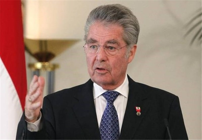 Austrian President in Tehran for Official Visit