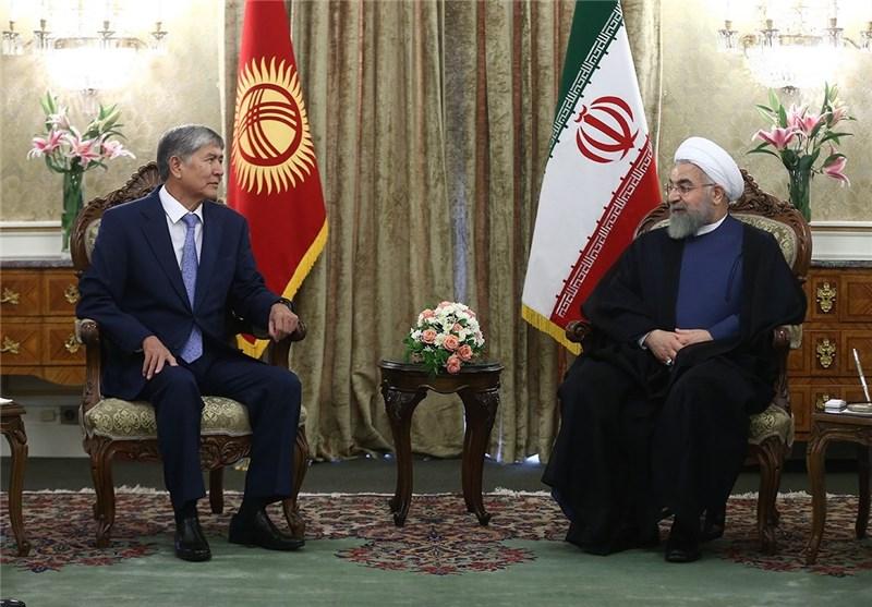 روحانی قرقیزستان