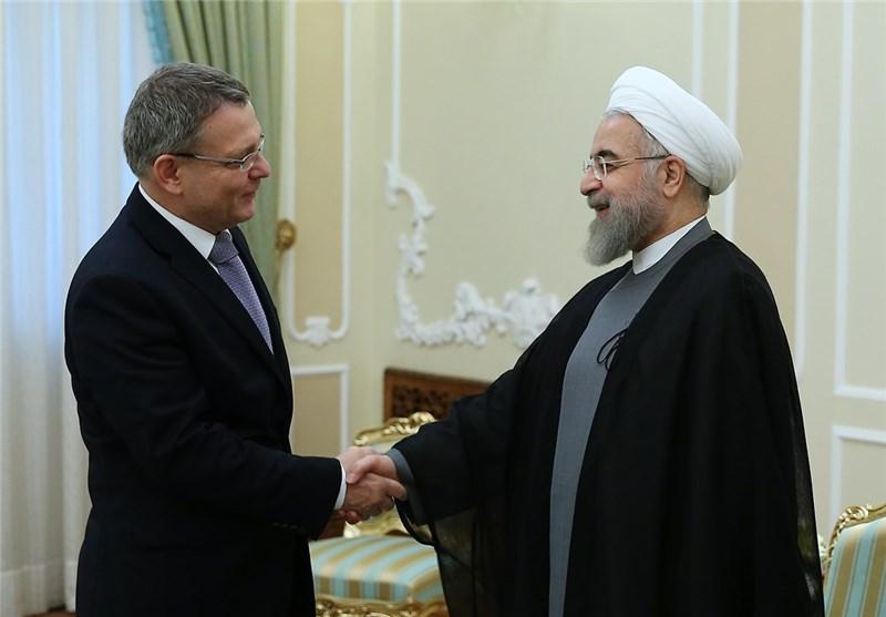 Iran's President Slams Instrumental Use of Terrorism