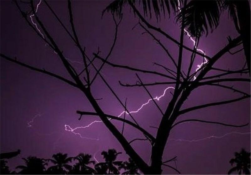 Lightning Strikes Kill 22 in India