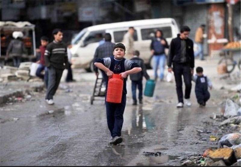 """المجموعات الإرهابیة فی حلب تواصل قطع """"میاه الشرب"""" للعام الثانی على التوالی"""